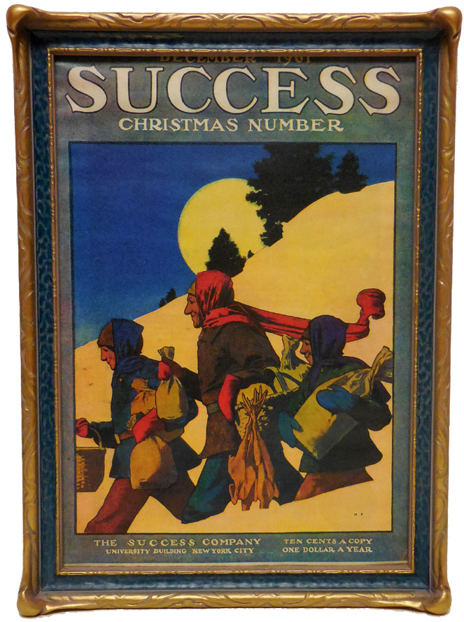 Success Magazine Cover