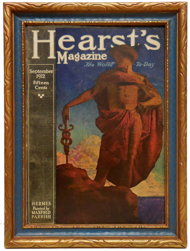 Hermes Hearst Cover