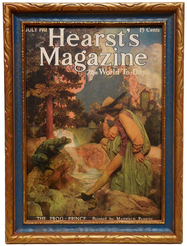Frog Prince Hearst Cover